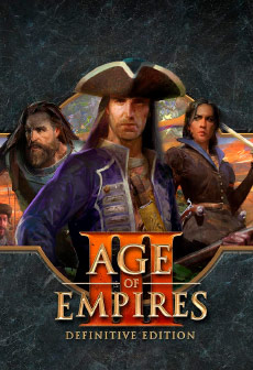 Age of Empires III: Definitive Edition Steam CD Key