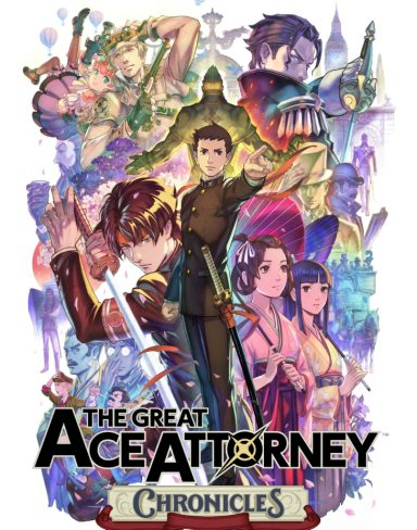 The Great Ace Attorney Chronicles PC